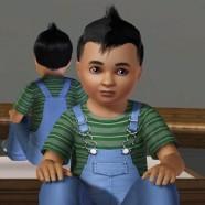 Devin, toddler